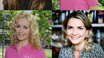 Möt profilerna bakom succékursen online, Hälsovecka hemma. Gabriella Svanberg, Annika Jankell, Annette Lefterow och Monika Ahlberg medverkar på kunskapswebinar den 29 juni kl. 18.30
