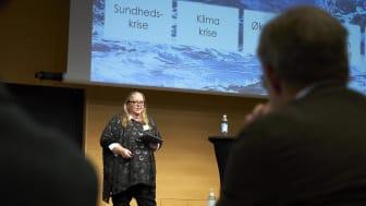 Lisbeth Knudsen på ATV's Teknologiske Topmøde 2020