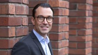 Tobias Lundberg, tillträdande VD MVB Öst AB