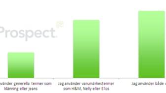 40% av svenskarna söker efter mode