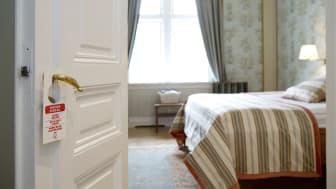 Utländska gästnätter fortsätter öka i Skåne