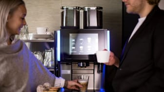 Leasing av kaffemaskin