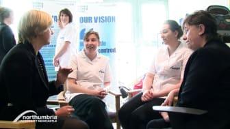New nursing course launch
