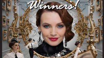 De beste skjønnhetsproduktene er kåret i Nordens største Beauty Awards!