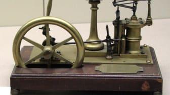 No. 3.  La machine à vapeur de Watt