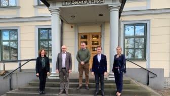 Ny organisering av näringslivsarbetet i Lidköping