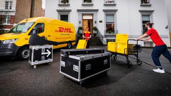 DHL Express levererar nytt musikinitiativ i samarbete med Universal Music Group