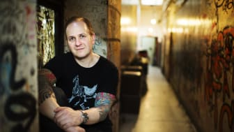 Christofer Sundberg, Chief Creative Officer and Co-Founder of Avalanche Studios