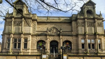 Bury Library now opening for browsing
