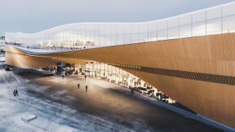 Vinderen fra 2019: Oodi Library i Helsinki