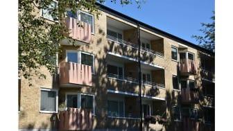 Nu är 30 av de 54 lägenheterna på Maratonvägen i toppmodernt skick.