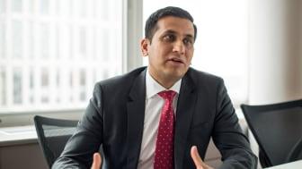 Avinash Limaye, Sverigechef på TCS