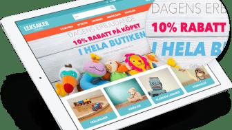 Ny Kampanj-tjänst för e-handel med fokus på varumärke och försäljning