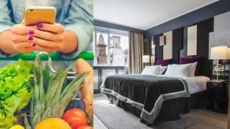 FRA HANDLEKURV TIL HOTELL: Nå kan du veksle Trumf-bonusen din inn i hotellovernattinger.