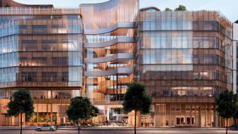 Skanska väljer Eitech att ansvara för elinstallationerna i två nya kontorshus i Malmö