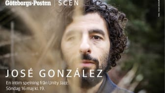 José González har sin turnépremiär hos Göteborgs-Posten