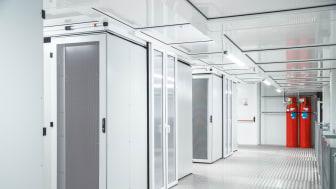 Volkswagen data centre at  Green Mountain (inside2)