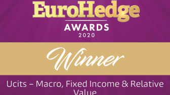 Nordic Cross Stable Return vinnare i EuroHedge Awards!