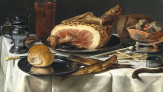 Pieter Claesz: Breakfast piece (1625). Sold for DKK 4.8 million (€ 840,000 including buyer's premium).