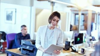 ControlSuite er godt egnet for Brothers SMB-laserskrivere og gjør virksomheter i stand til å håndtere og styre dokumenter på en sikker måte.