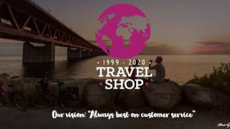 Travelshop omställning 2020 - Del 2