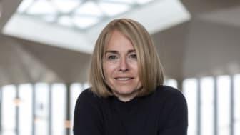 Merete Lie - department director for Deichman Bjørvika