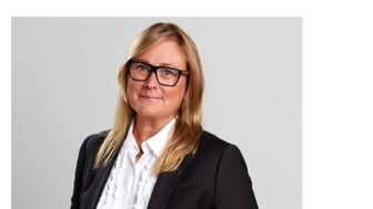 Hanna Fager, Senior Vice President HR på Volvo Cars