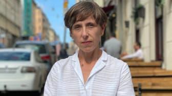Ingrid Helander är ny kommunikationsansvarig på Apotekarsocieteten.