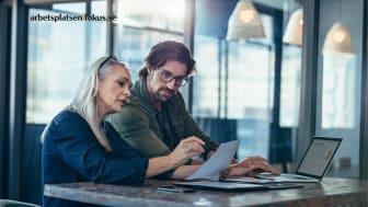 arbetsplatsenifokus.se Sveriges första och största kunskapsbank i arbetet mot framtidens arbetsplats