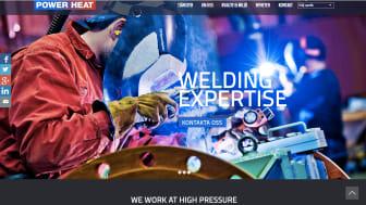 GO MO Group lanserar ny hemsida åt Powerheat