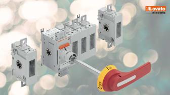 Serien består av lastfrånskiljare för strömmar i storlek 160, 200, 250 ,315, 320, 400, 500 och 630 A (AC21 vid 690 V) och kan användas för motorstyrning i AC23 upp till 250 A vid 690 V.