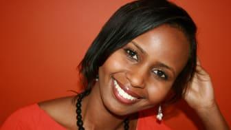 Nadifa Mohamed gästar Internationell författarscen