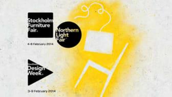 Pressinbjudan Stockholm Furniture & Light Fair