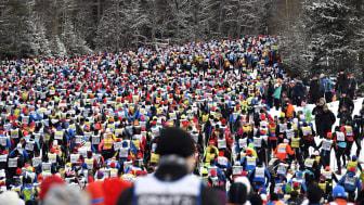 Vasaloppets vintervecka 2017 genererade 234,6 miljoner kronor till Vasaloppskommunerna