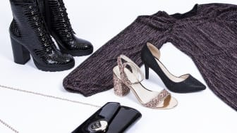 "Hyr dina festskor – Scorett lanserar konceptet ""Rent your party shoes"""