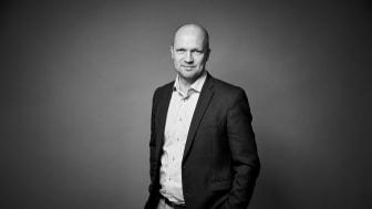 Daniel Johansson, Managing Director Fagerhults Belysning AB.