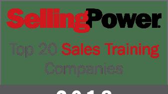 Selling Power Features Mercuri International on 2018 Top 20 Sales Training Companies List