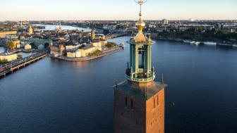 Vinnarna i Stockholms innovationsstipendium utses i stadshuset den 27 november. Foto: Henrik Trygg/mediabank.visitstockholm.com