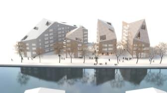 White vinner Peabs idétävling i Vänersborg