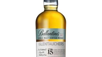 Prisvinnande whiskyn Glentauchers 15YO lanseras nu i Systembolagets fasta sortiment
