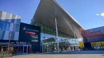 Åkersberga Centrum. Foto: Citycon