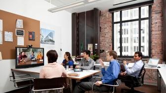Videokonferenssystemet Cisco TelePresence MX200 –  balans mellan funktionalitet och kostnadseffektivitet