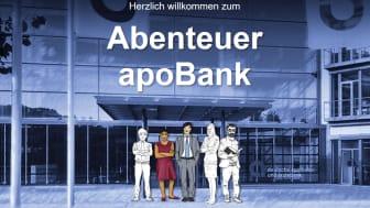 Online-Berufsorientierungsspiel der apoBank