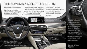 Nya BMW 5-serien