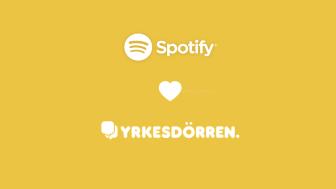 Spotifys anställda matchas med utrikesfödda inom samma bransch för digital Nätverksträff