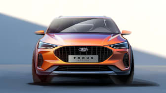 Ford Focus Active skisse 2021
