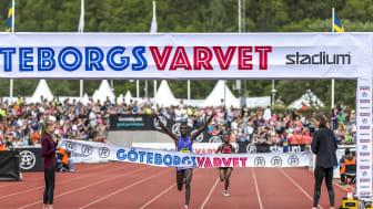 Fancy fixade nytt banrekord i Göteborgsvarvet