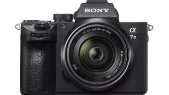 """Sony espande la serie """"Mirrorless full-frame"""" con la nuova a7 III dotata delle più recenti tecnologie di imaging tutte compresse in una soluzione compatta"""