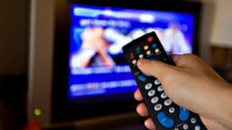 Frekvensförändringar för tv-sändningar i delar av Kalmars län den 17 mars