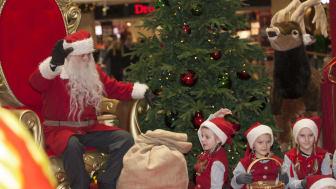 Jul på Kungsmässan Foto: Kungsmässan